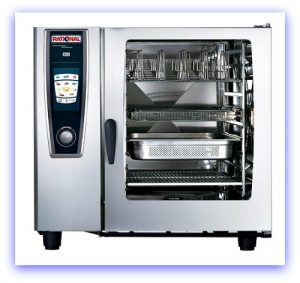 forno Rational mfa